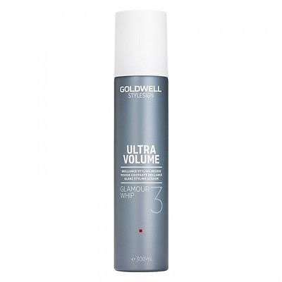 Goldwell Stylesign Ultra Volume Brilliance Styling Mousse, Glamour Whip 3