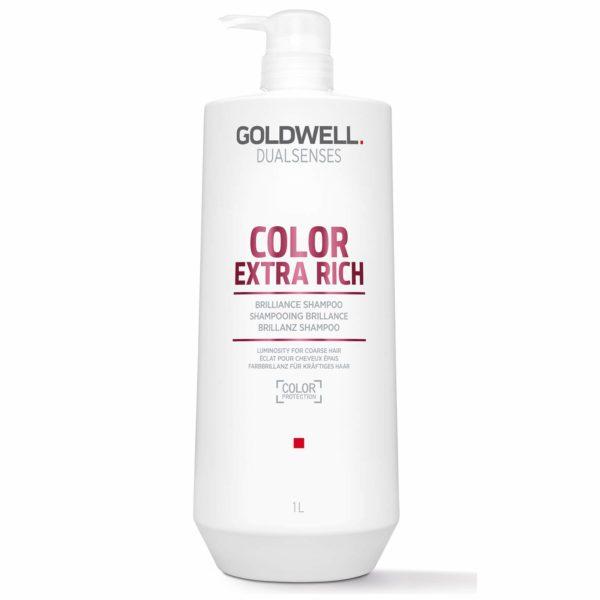 Goldwell Dualsenses - Color Extra Rich - Brilliance Shampoo (1000ml)