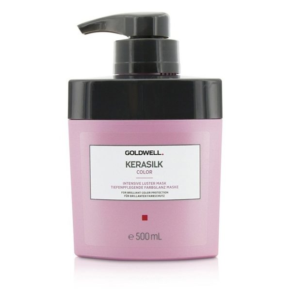 Goldwell /Kerasilk Color - Intensive Luster Mask For Brilliant Color Protection 500ml