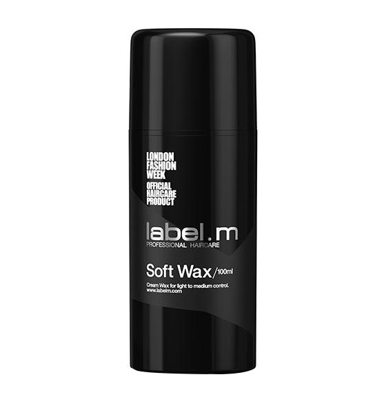Label.m Soft Wax - Cream Wax For Light to medium control 100ml