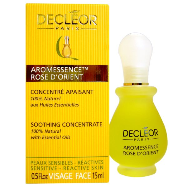 AROMESSENCE ROSE D'ORIENT SOOTHING CONCENTRATE 15ML