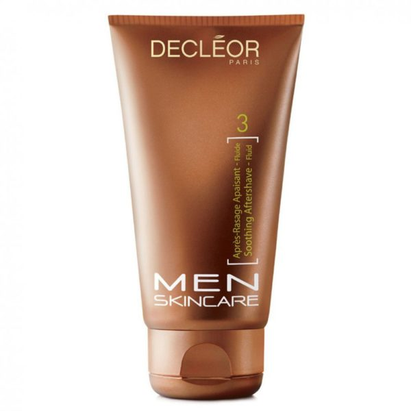 MEN SKINCARE SMOOTHING AFTERSHAVE - FLUID 75ML