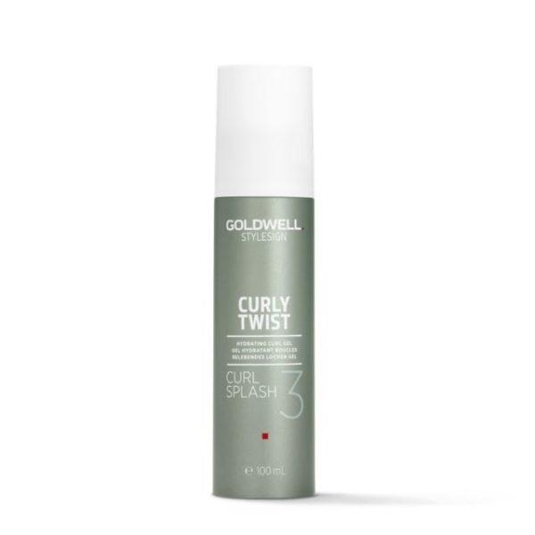 Goldwell Stylesign Curly Twist Hydrating Curl Gel Curl Splash 3