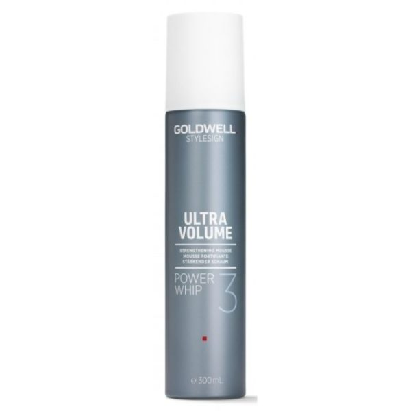 Goldwell Stylesign Ultra Volume Strengthening Mousse Power Whip 3