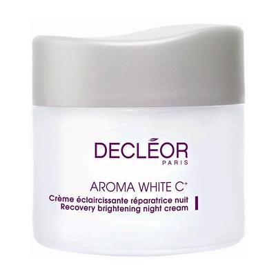 AROMA WHITE C+ RECOVERING BRIGHTENING NIGHT CREAM 50ML