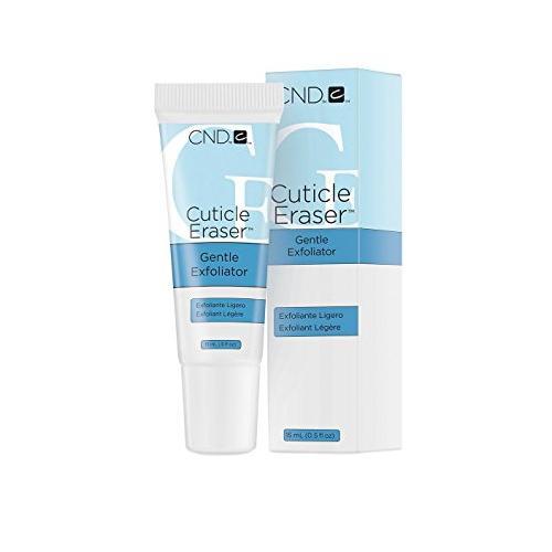 CND.Cuticle Eraser.Gentle Exfoliator 15ml