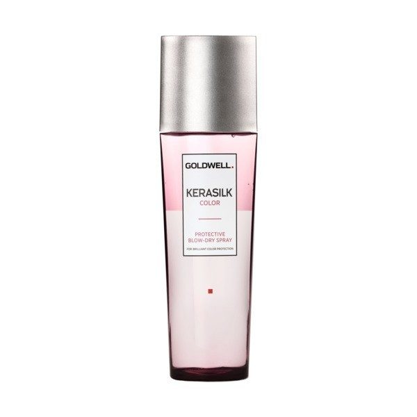 Goldwell /Kerasilk Color - Protective Blow-Dry Spray For Brilliant Color Protection 125ml