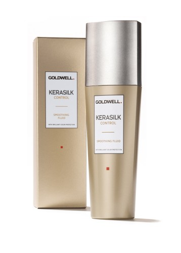 Goldwell /Kerasilk Control - Smoothing Fluid With Brilliant Color Protection 75ml