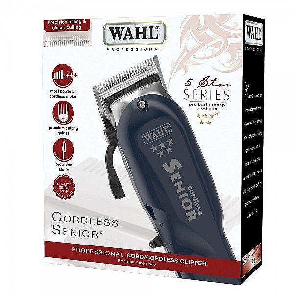WAHL Cordless Senior - Precision Fade Clipper